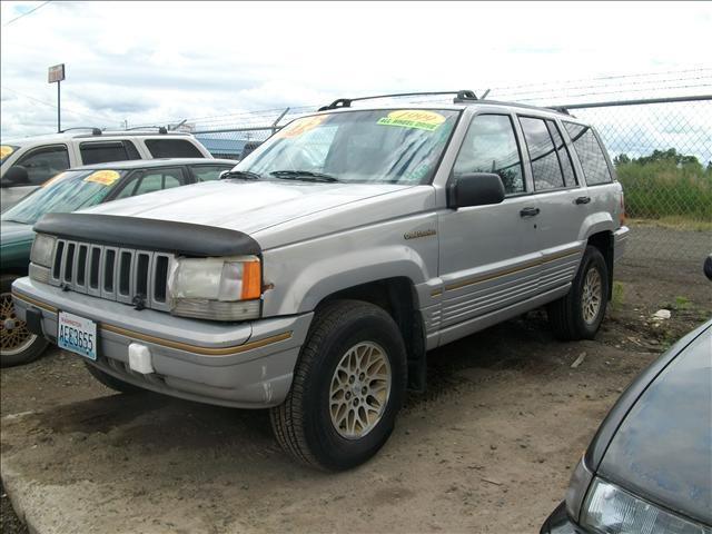 Cherokee Jeep Grand 1995 Limited Headers