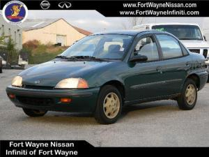 1997 Geo Metro LSi for Sale in Fort Wayne, Indiana