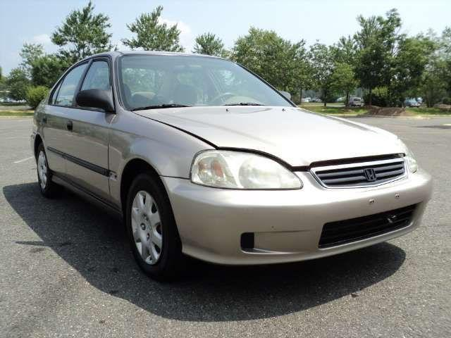 2000 Honda Civic DX For Sale In Fredericksburg, Virginia
