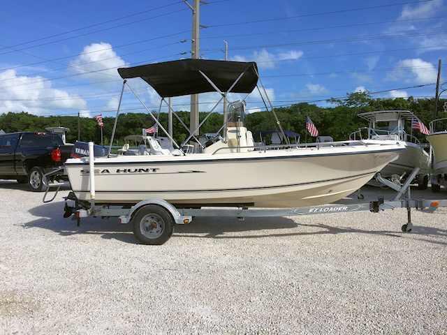 2001 17 Sea Hunt Center Console For Sale In Cross Key