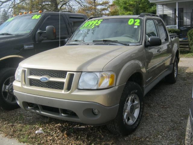 2002 Ford Explorer Sport Trac For Sale In Bergen New York