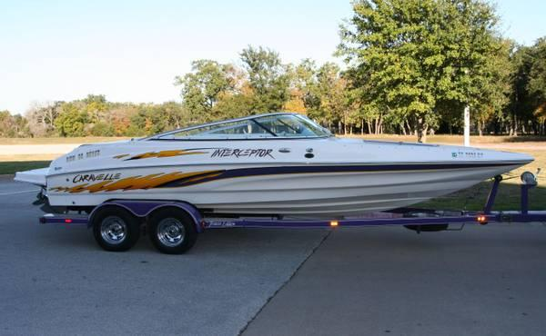 2004 Caravelle Interceptor 232 For Sale In Cedar Park