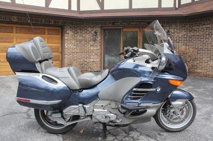 2005 BMW K1200LT Custom for Sale in Dahlgren, Illinois ...