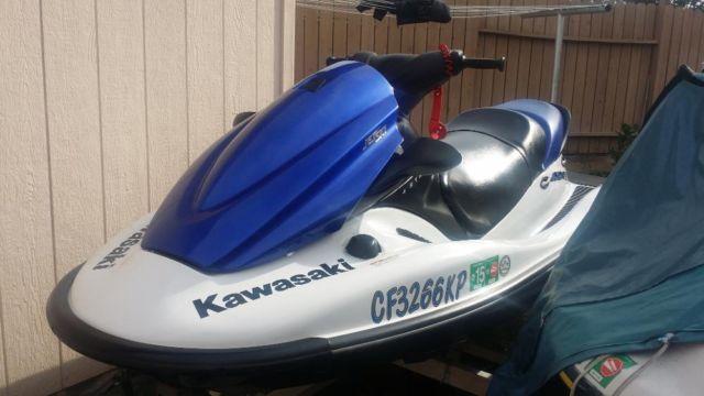 Kawasaki Stx 12f Jet Ski New Top End For Sale In