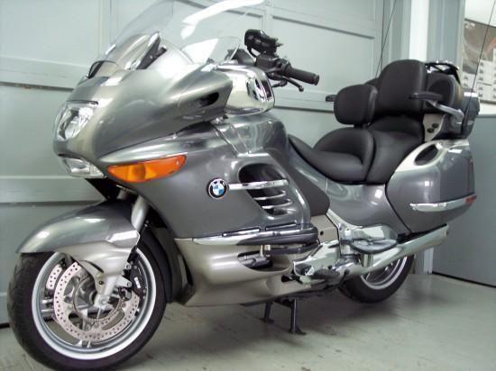 2007 BMW K1200LT, 20691 miles, metallic grey, superb ...