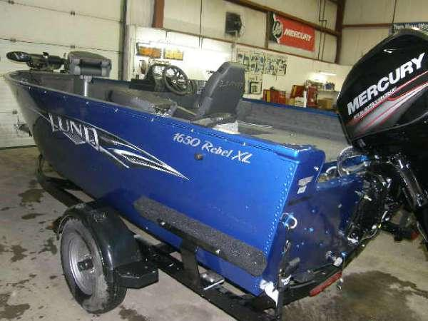 2015 Lund 1650 Rebel XL SS For Sale In Country Club Hills