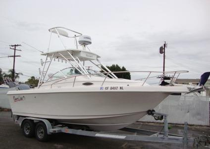 OBO 220 Cuddy Fisherman By Proline For Sale In Anaheim