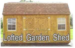 Amish Built ShedsBarns Topeka KS For Sale In Topeka