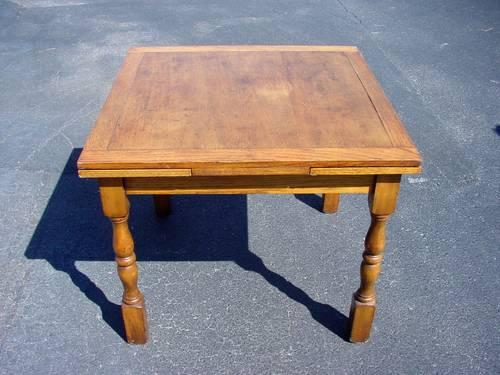Antique English Pub Table For Sale In Chesapeake Virginia