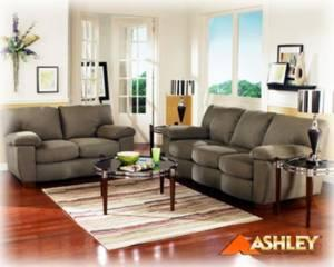 Ashley Durapella Sofa Amp Loveseat Sage For Sale In