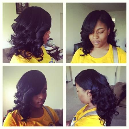 best weaves nice neat flat quick weaves partial sew ins in washington maryland classified
