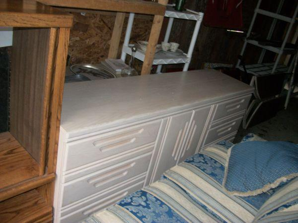 Bleach Wood Bedroom Set From Jordans Hudson For Sale