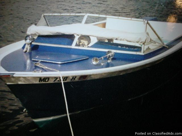 Chris Craft Corsair 1963 Fiberglass For Sale In Lake