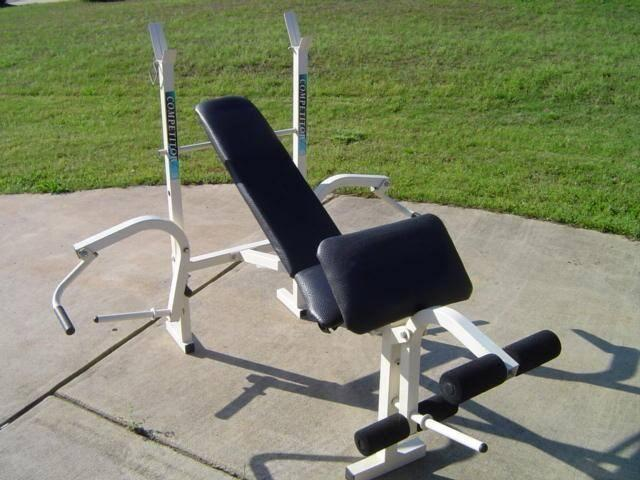 Competitor 340 Weight Bench For Sale In Mcdonough Georgia