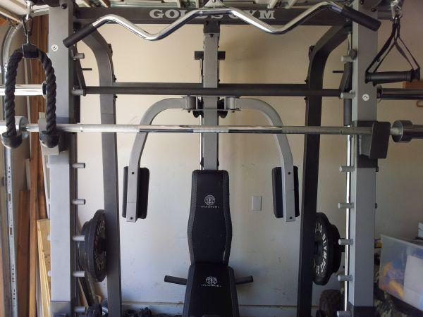 Golds Olympic Home Gym Must See Nampa For Sale In