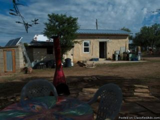 Historic Adobe House For sale Outskirts of Historic Town ...