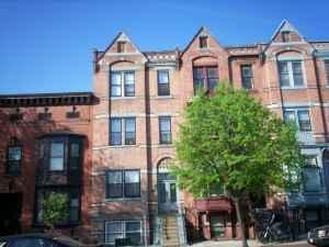 Historic Brownstone Apartments Washington Park Madison