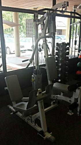 Hoist H210 W Leg Press For Sale In Knoxville Tennessee