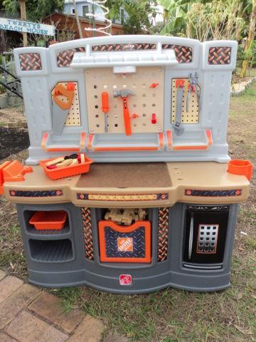 Home Depot Work Bench For Kids For Sale In Saint Cloud