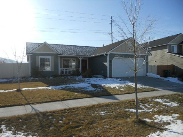 HUD Home For Rent In Post Falls, Idaho Classified