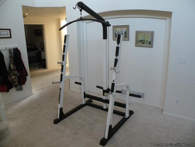 Impex Powerhouse Fitness Phc Pwr3 Rack With Bench For Sale