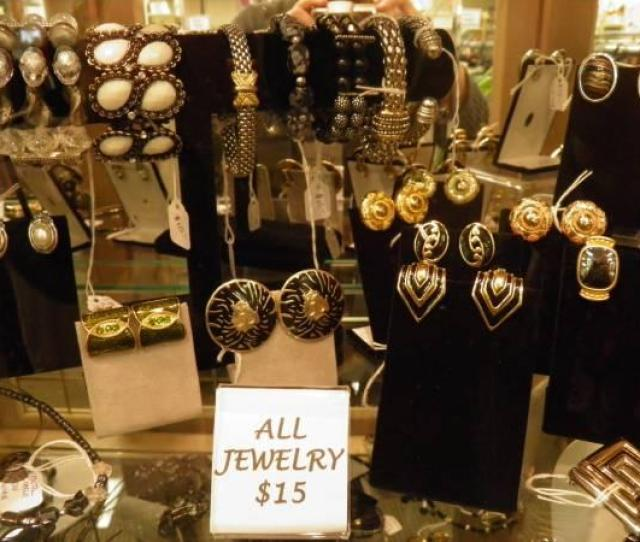 Jewelry Galore At Chic Simple Resale