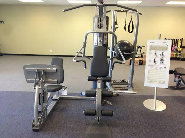 Life Fitness G2 Home Gym W Leg Press For Sale In Edmond