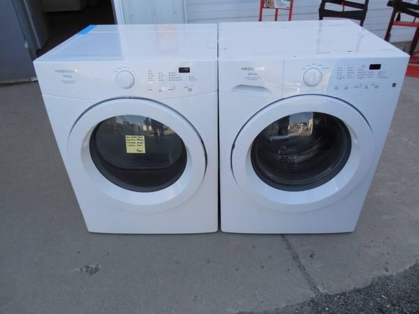 NEW FRONT LOAD WASHER AND DRYER For Sale In Manor