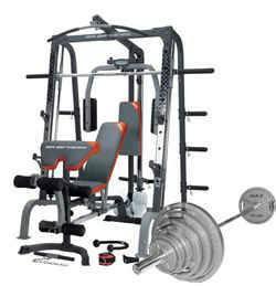 New Iron Grip Strength Igs 4350 Smith Machine For Sale