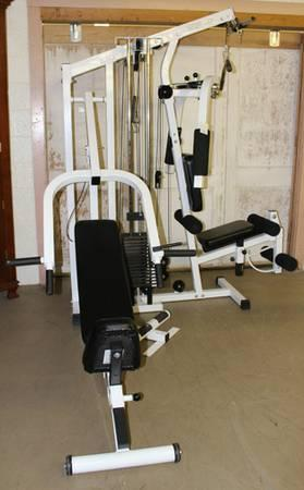 Parabody Home Gym For Sale In Graham North Carolina