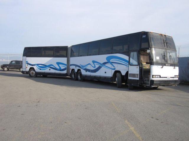 Prevost H5 60 Coach For Sale In San Francisco California