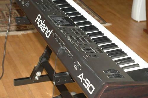 Roland A90 Ex Piano Controller Worcester For Sale In