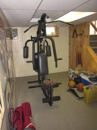 Schwinn 701s Universal Home Gym For Sale In Midland Park
