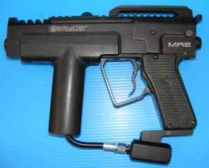 Spyder Mr2 Semi Burst Full Automatic Paintball Gun