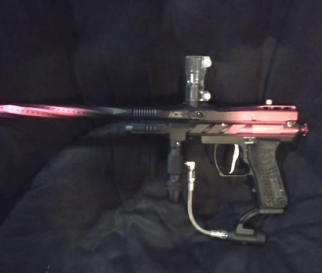 Spyder Pilot Acs Paintball Gun 80