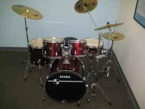 TAMA drum set for sale  excellent used condition      Mansfield  LA     TAMA drum set for sale  excellent used condition