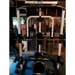 Tuff Stuff Half Rack And Weights Visalia For Sale In