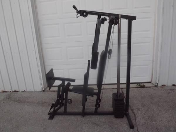 Weider 8620 Home Gym For Sale In Sheboygan Falls