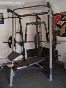 Weider Club C725 Weight Machine Waterloo For Sale In