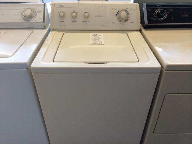 Whirlpool Ultimate Care II Bisque Washer USED For Sale