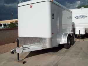 Ww Cargo Trailer 6x12 North Valley For Sale In