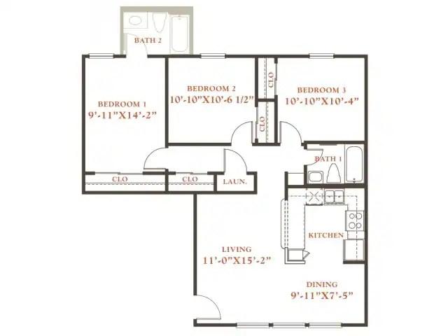 Britain Way Apartments