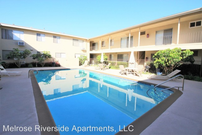 Melrose Place 2 Apartments Riverside