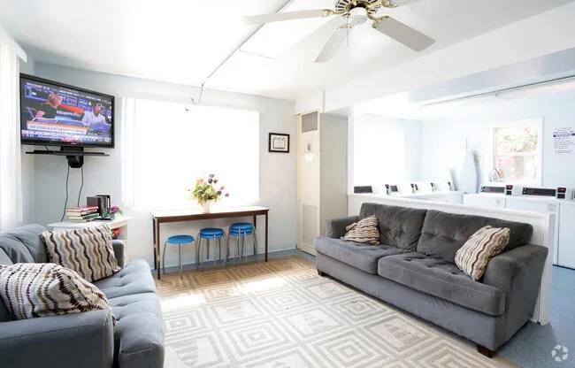Living Room Glebe House Apartments