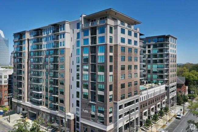 The Ashley Gables Buckhead Apartments