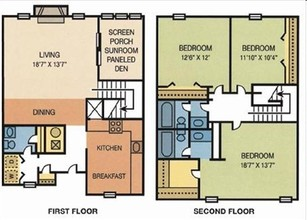 radius sandy springs rentals - atlanta, ga | apartments