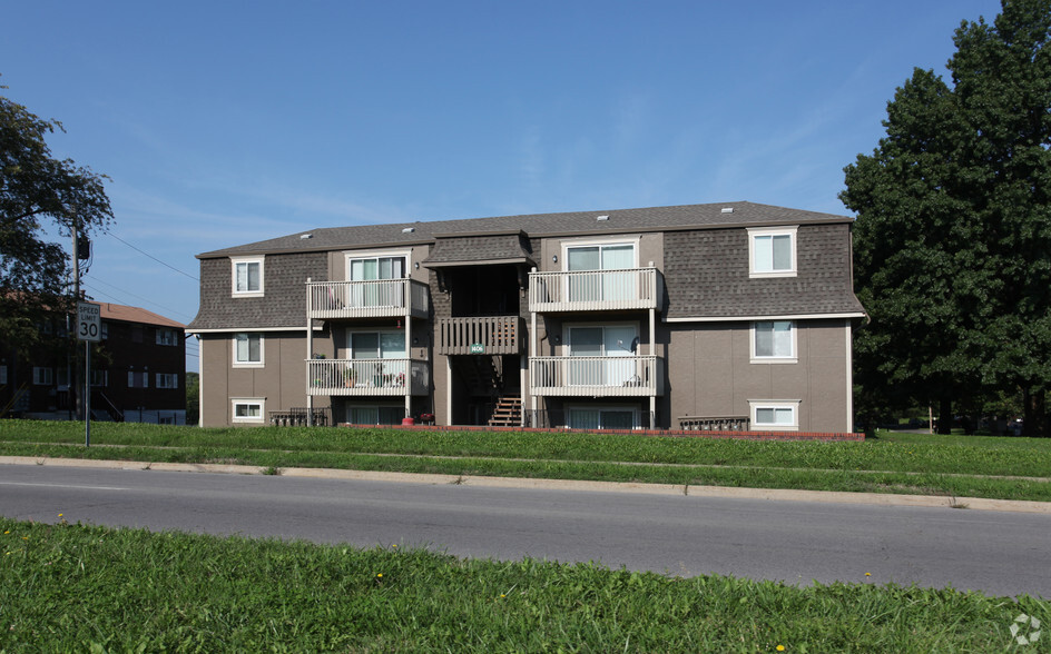 Concord Square Apartments Rentals Kansas City KS