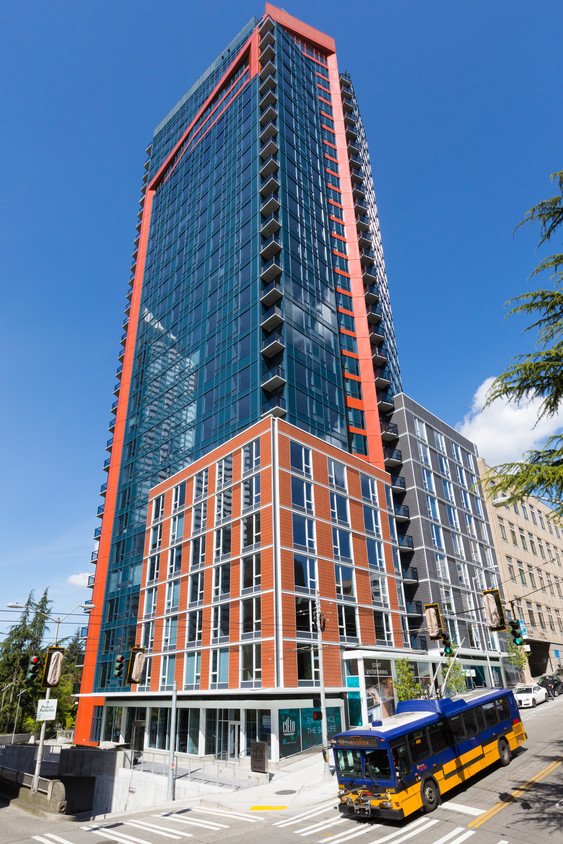 Cielo Apartments Seattle WA