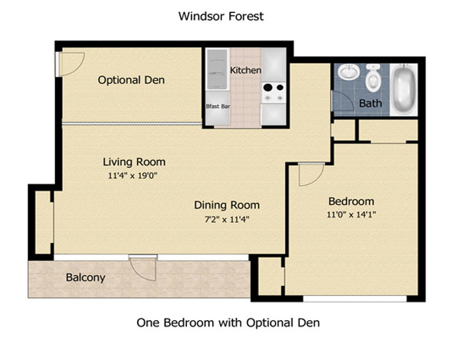 windsor forest apartments rentals - baltimore, md | apartments
