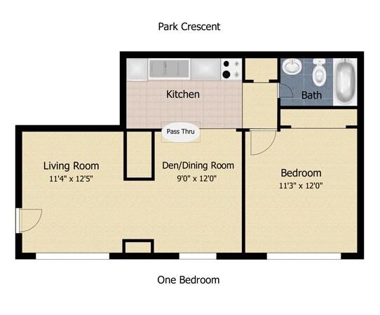 park crescent apartments rentals - baltimore, md | apartments